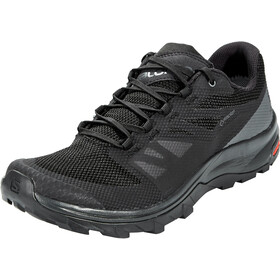 Salomon OUTline GTX Sko Herrer, black/phantom/magnet